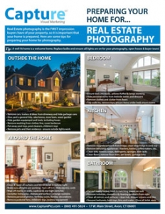 Prepare your home for Real Estate Photos