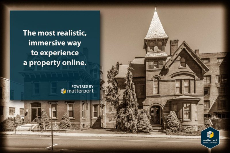 Historic Preservation and Matterport 3D Showcase
